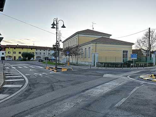 A medeai 091-es kórház napjainkban elemi iskola