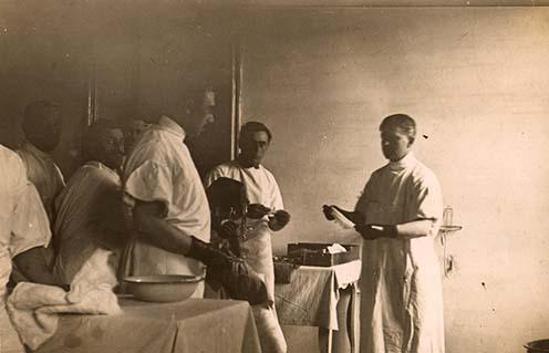 Kettős amputáció a medeai 060-as kórházban