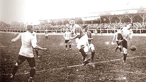 Akcióban a Fradi, 1910-es évek