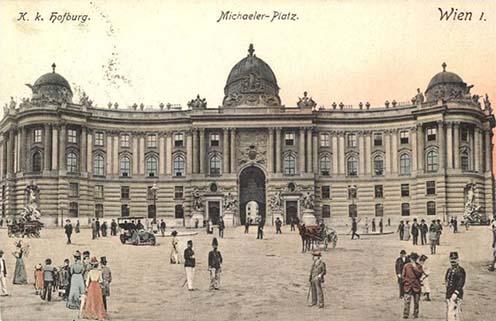 A Hofburg