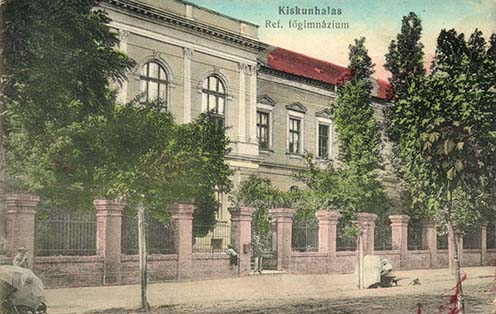Református főgimnázium, Kiskunhalas