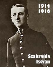 Szakraida István naplója
