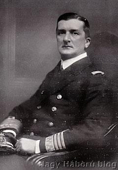 Horthy Miklós sorhajókapitány a háború idején