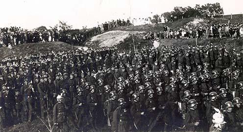 Megemlékezés a Hősök Napján, 1930-ban