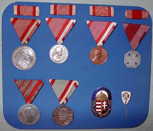 Palló Mihály kitüntetései