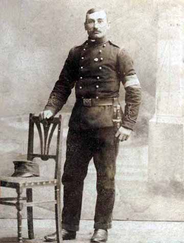 Horváth Mihály (1878. augusztus 24. - ?)