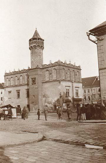 A tarnówi városháza