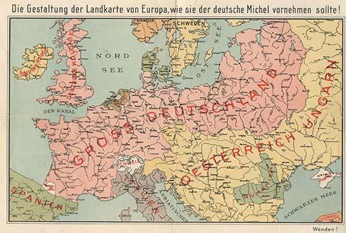 A Katowicéből küldött térképes üdvözlet