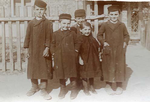 Galíciai gyerekek