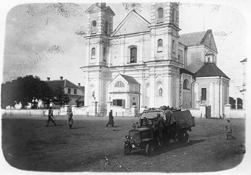A Szentháromság-templom Beresztecskóban