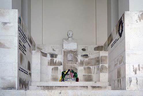 Boroević síremléke a bécsi központi temetőben