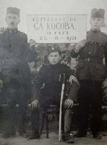 Őrmesterként a háborút követően
