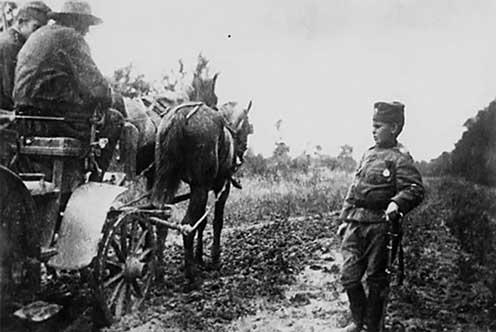 Momčilo Gavrić 1915-ben