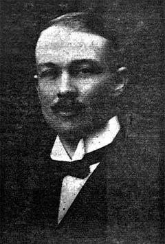 Dr. Szabó Sándor hadnagy a 39. gyalogezred századparancsnoka