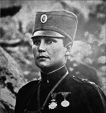 Milunka Savić őrmester