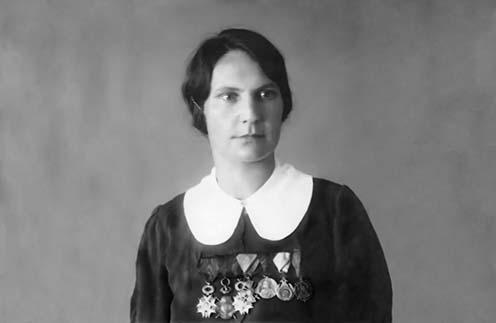 Milunka Savić civilben, a háború után