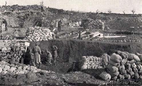 17-esek dolinája a Doberdón 1915 őszén