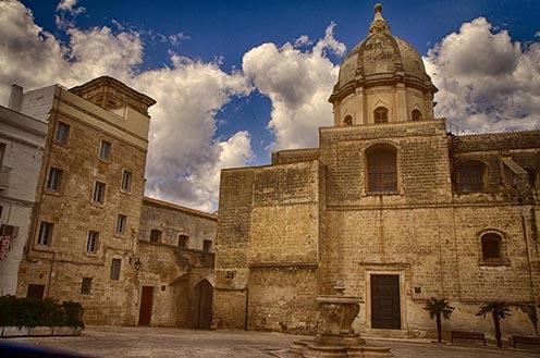 A Casa Santa, azaz a régi Szent Teréz kolostor napjainkban