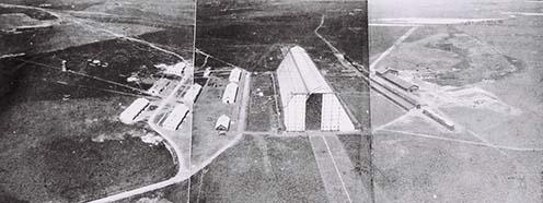 A szentandrási léghajóbázis