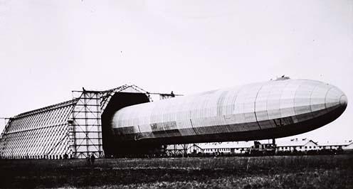 Az LZ-81 bevetésre indul