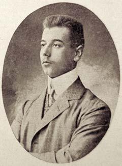 Posta Sándor, Délmagyarország 1909. évi kardvívó bajnoka