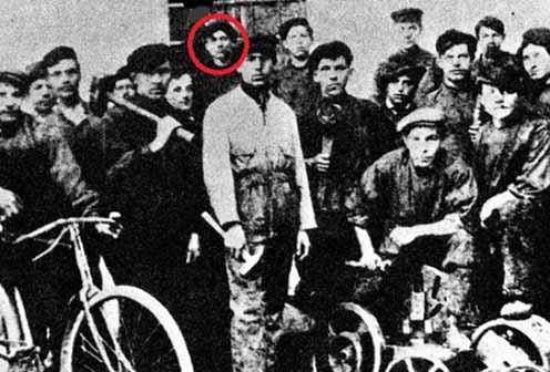 Josip Broz, a lakatosinas