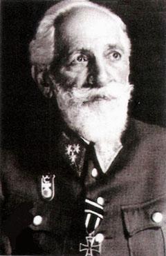 Matašić Antal (1862–1942) ezredes, a m. kir. zágrábi 25. honvéd gyalogezred parancsnoka