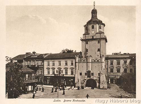 A Krakkói kapu Lublinban