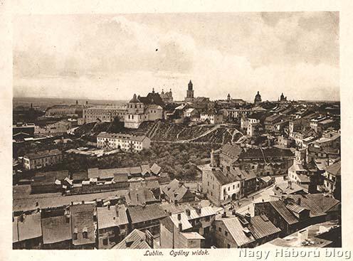 Lublin látképe