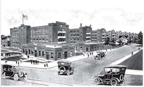 A Remington fegyvergyár Bridgeportban
