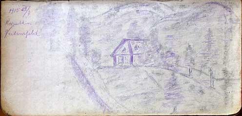 1915.VII.7. Karintia, Veitensfeld