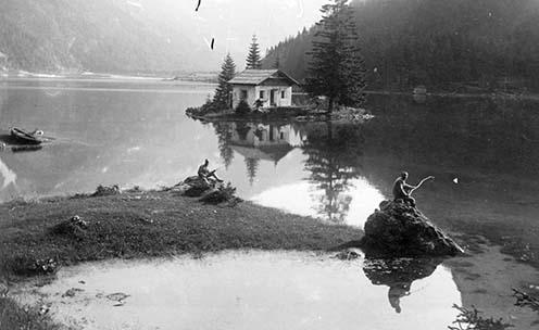 A Predil tó