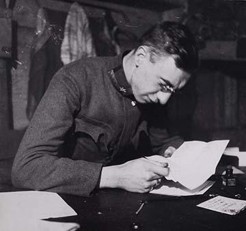 Hegedős Károly Temnicán, 1917 januárjában