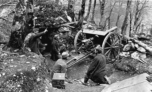 Az 1905-ös mintájú 8 cm-es tábori löveg kezelési útmutatója