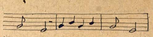 """Az """"arrestáncok"""" dallama – részlet az emlékiratból"""