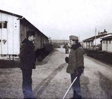 1916 december Wien. Arsenal