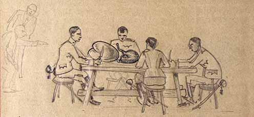 A Maximilian-Keller söröző 1907-ből