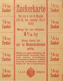 Cukorjegy Bécsben