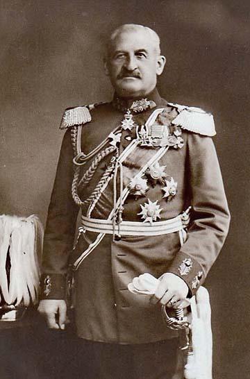 Alexander von Linsingen (1850–1935) báró, porosz királyi katonatiszt, német császári tábornok, vezérezredes