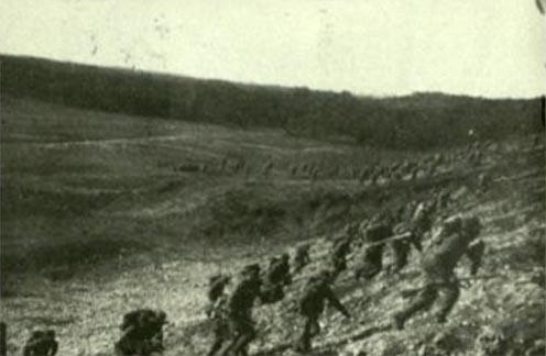 Kibontakozó olasz támadás
