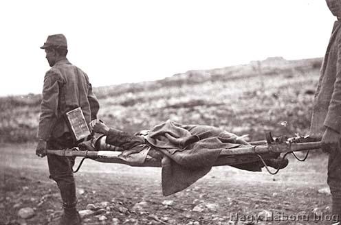 Olasz sebesülthordozók<br /y(forrás: Gruppo Speleologico Carsico)