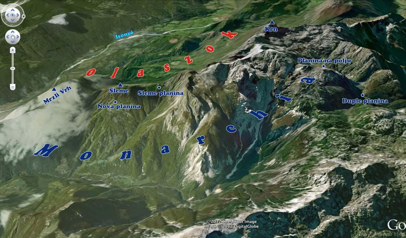 """műholdas térkép magyarország 2012 Ma majdnem 100 sebesült ment át a kezemen""""   A Nagy Háború műholdas térkép magyarország 2012"""