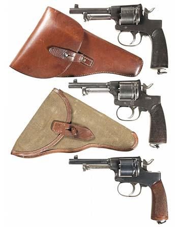 Rast–Gasser M1898 revolver