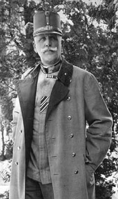 Franz Kalser von Maasfeld tábornok