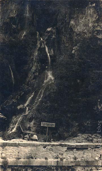Kút a 433-as magaslatnál, a Solarolo feljáratánál