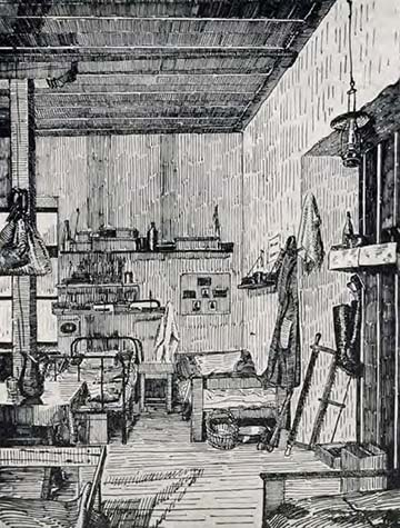 Tiszti fogolytábor Nišben