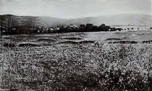 A rét, ahol a hadifogoly tisztek sportolhattak
