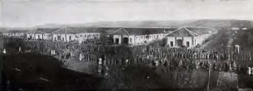 Hadifogoly központ Nišben