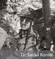 Szojka Kornél emlékirata