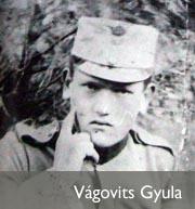 Vágovits Gyula visszaemlékezései
